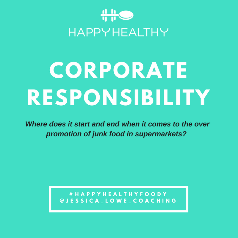 Corporate responsibilty